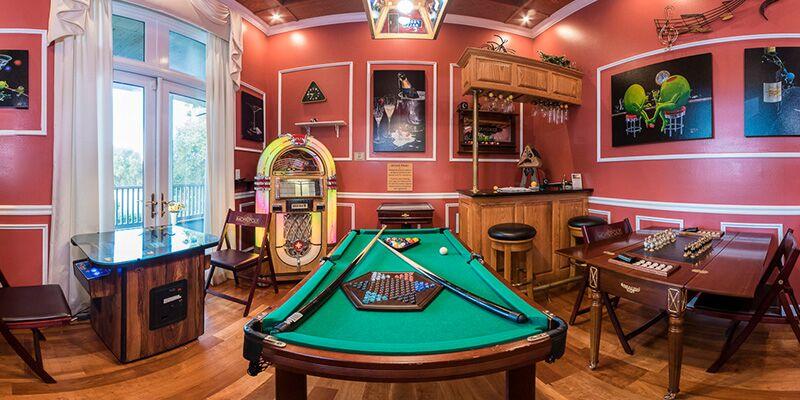 The Ever After Estate Orlando Vacation Home Wurlitzer