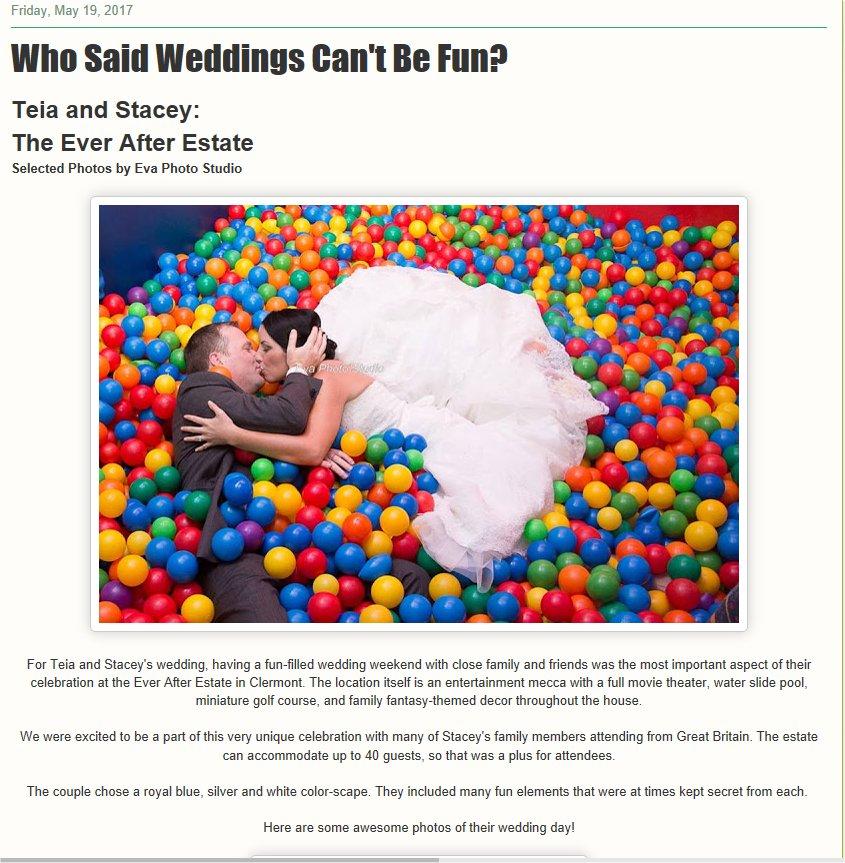 orlando wedding venue - have your wedding at a mansion