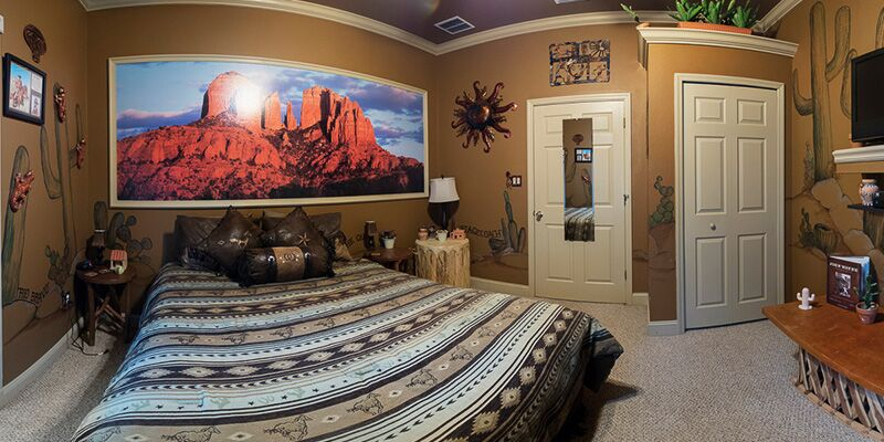 The Ever After Estate S John Wayne Bedroom Suite